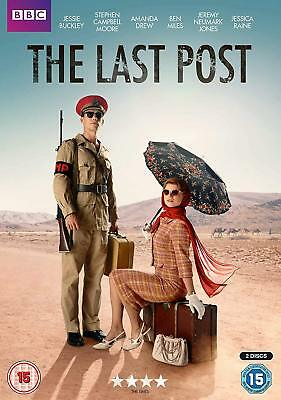 The Last Post [DVD] [2016] New & Sealed