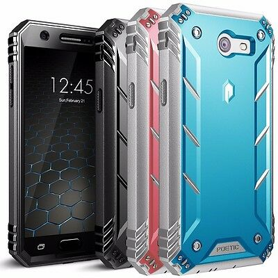 For Galaxy J3 2017/J3 Emerge Case Poetic Rugged Heavy Duty Cover-【Revolution】