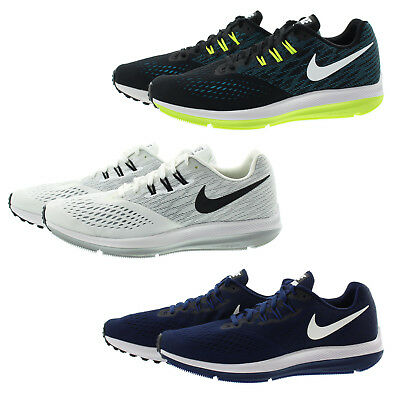 ... IV White Blue Black Mens Running Shoes Trainers 898466-010.
