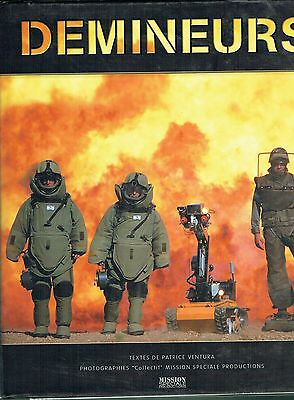 DEMINERS by PATRICE VENTURA - MISSIONS SPECIAL PRODUCTIONS - DVD
