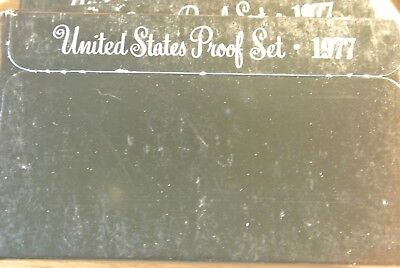 3 1977-s  U.S.Proof set. Genuine. complete and original as issued by US Mint.