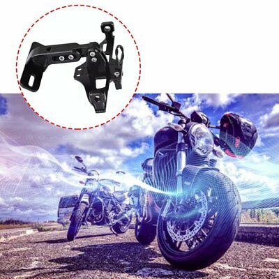 Motorcycle License Plate Holder Bracket Adjusted Frame Trendy Racing Vehicle NI