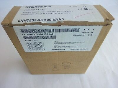Siemens TIM 3V-IE DNP3 comm module for SIMATIC S7-300 6NH7803-3BA00-0AA0