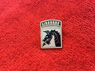 Us Army 18Th Airborne Corps Hat Pin