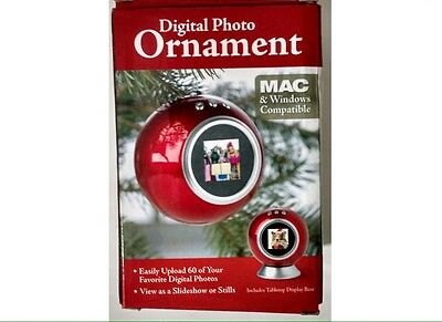 60 Digital Photo Picture Image Christmas Tree Ornament Mac & Windows Compatible