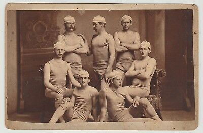 7 Handsome Men in Swimsuits - Parlor Shot - Gay Int