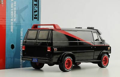 1:24 The A Team GMC Vandura Van TV 1983 Movie Greenlight