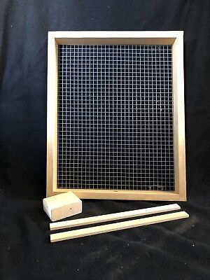10 Frame Candy Board For Winter Bee Feeding