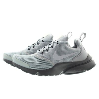 8839cd66ef6d2 NIKE AIR PRESTO GS YOUTH BLACK GREY 833875-001 SIZE 7Y - $18.99 ...