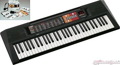 Yamaha PSR-F51 61-Key Entry-Level Portable Keyboard with SK-A2 Survival Kit