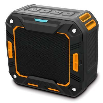 Portable Wireless Bluetooth Speaker Water Resistant for Outdoors, Shower & Home
