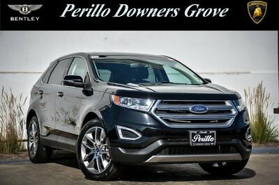 2016 Edge Titanium With Navigation 2016 Ford Edge for sale!