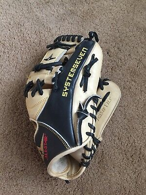 FGS7-IF-Right Handed Throw All-Star System Seven Baseball Glove 11.5 Inch (Right