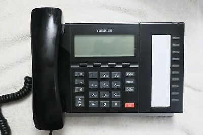 Toshiba DP5022-SDM LCD 10 button Speakerphone Excellent Working Condition