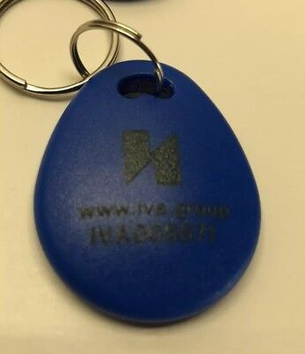 10 Proximity Key Fobs Works With HID ProxKey 1326 1346 H10301 26-bit 125kHz