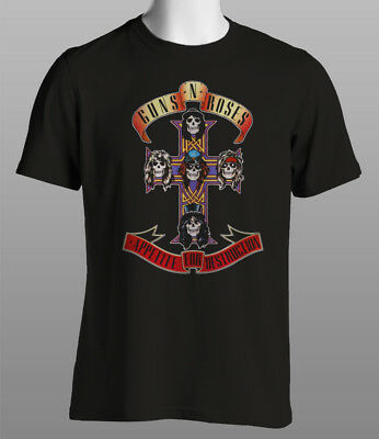 Guns N' Roses - Appetite For Destruction - T Shirt