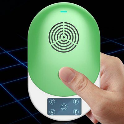 Ultrasonic Pest Reject electromagnetic Repeller Anti Mosquito Bugs Insect Killer