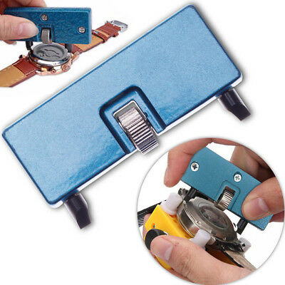 Watch Repair Kit Watchmaker Back Case Battery Cover Remover Opener Tool Kit