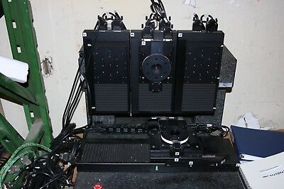 7 Axis  SteinMeyer Linear Stage, Comes with (2x) FMC400 Controllers