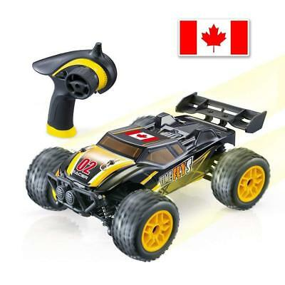 GPTOYS RC Car High Speed Off Road Vehicles 1/24 Scale Truck 4 WD,Remote...