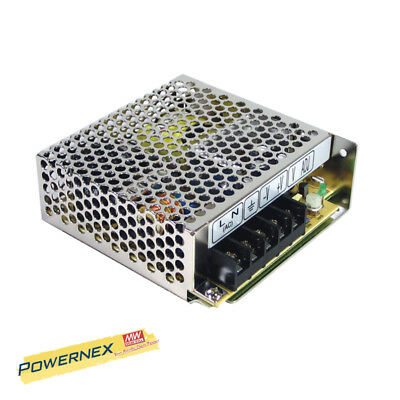 [POWERNEX] MEAN WELL NEW RT-50 50W Triple Output Switching Power Supply