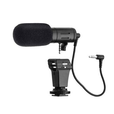 Mic-06 3.5mm Video Recording Microphone for D-SLR Camera DV Mobile Phone