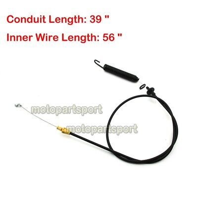 Deck Engagement Cable For MTD 700 Series 946-04173E 746-04173 746-04173B Mowers