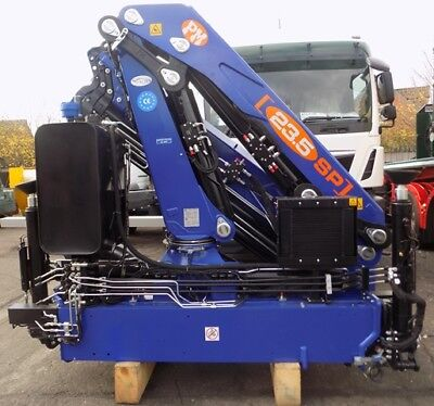 Brand New Pm23523 Lorry Loader Crane In Our Uk Stock