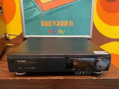 Panasonic NV-FS200 S-VHS Super 4-Head - TBC