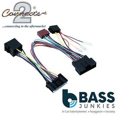 Ford Econoline Up To 1997 Car Stereo ISO T-Harness Adapter