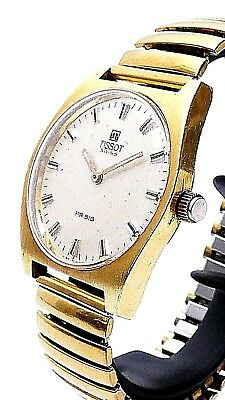 TISSOT PR 516 SWISS alte Vintage HERREN ARMBANDUHR Old Wirst watch Antique 50er