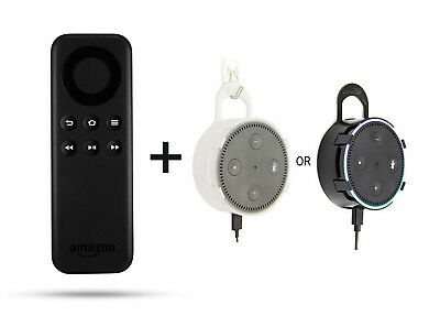 Remote CV98LM Clicker Bluetooth Player for ALL Amazon Fire TV Media Player