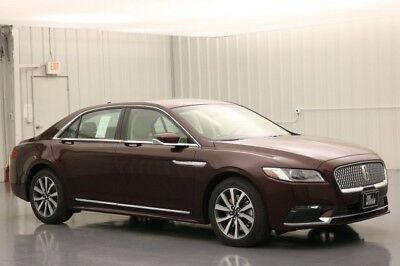 2018 Lincoln Continental PREMIERE 3.7 V6 SYNC3 4G WIFI LINCOLN CONNECT LINCOLN SOFT TOUCH SEATS LINCOLN CONNECT 4G MODEM WITH WIFI CAPABILITY SYNC 3