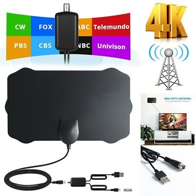 120 Mile Range Antenna TV Digital HD Skylink 4K Antena Digital Indoor HDTV 1080p