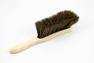 Traditional High Quality Pure Natural Soft Bristle Hand Banister Sweeping Brush