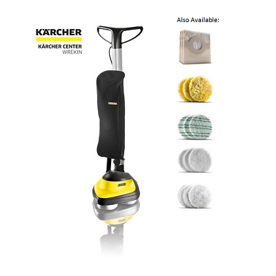 Karcher Fp303 Floor Polisher With Vacuum New - 10568220