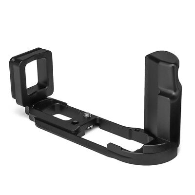 Quick Release L Plate Bracket Camera Hand Grip Holder For Olympus EM10II E-M10