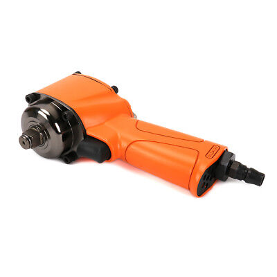 """Pneumatic 1/2"""" Drive Air Impact Wrench With Socket Set Auto Repair Tool 8000RPM"""