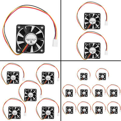 30/ 40/ 50/ 60/ 70/ 80/ 120 mm  2/3/4Pin DC 12V Cooling Fan for PC Computer
