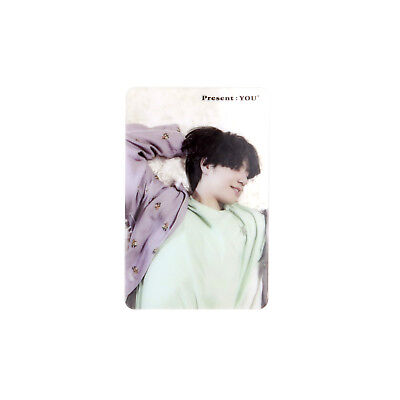[GOT7]3rd Album Present:You Official Clear Photocard/YUGYEOM/Preorder Gift