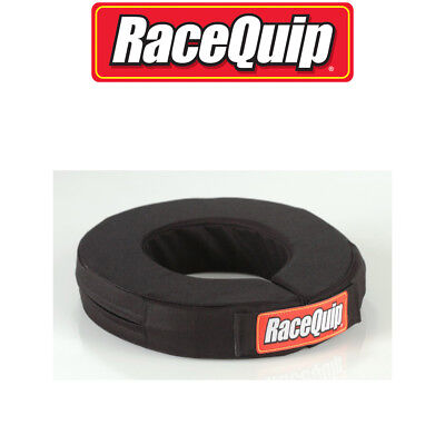 RaceQuip 333003 Helmet & Neck Support Collar Non-SFI Approved Black