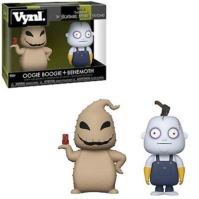 Funko Disney Vynl Oogie Boogie Behemoth Figure Set NEW IN STOCK