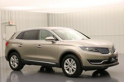 """2018 Lincoln MKX PREMIERE ALL WHEEL DRIVE 3.7 V6 6 SPEED AUTOMATIC SUV LINCOLN SOFT TOUCH SEATING HEATED FRONT SEATS LINCOLN CONNECT 18"""" WHEELS"""