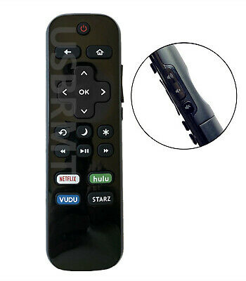 New TV Remote Fit for Roku TV (Element/ Sanyo/ TCL/ RCA/ LG/ Haier/ Philips)