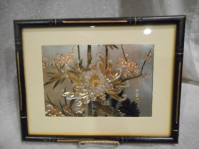 Large Gold Leaf Picture Frame 30 X 36 Opening 26 X 32 7500