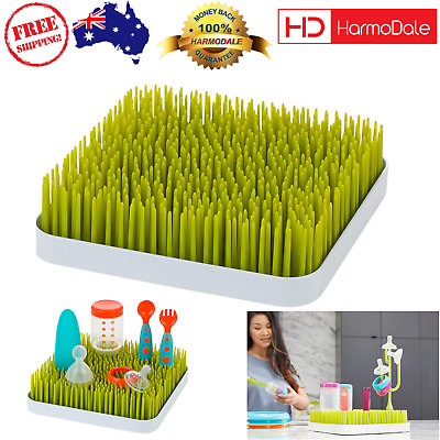 Grass Countertop Drying Rack Kitchen Bottle Pacifiers Drainers Dryers Easy Holds