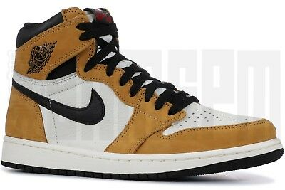AIR aj1 HIGH NIKE GOLDEN RETRO YEAR JORDAN HARVEST OG ROOKIE THE BROWN 1 OF MpqSjLzVGU
