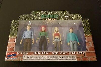 NEW NYCC 2018 Exclusive Funko TV Shows Married With Children Action Figures!