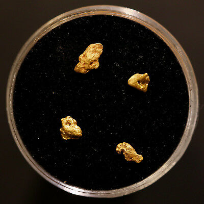 Gold Nugget 0.36 Grams (Australian Natural) #34