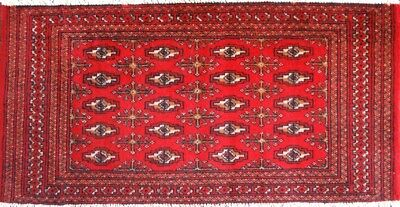 """C 1950 Khorassan Balouch Antique Persian Exquisite Hand Made Rug 1' 8"""" x 3' 3"""""""